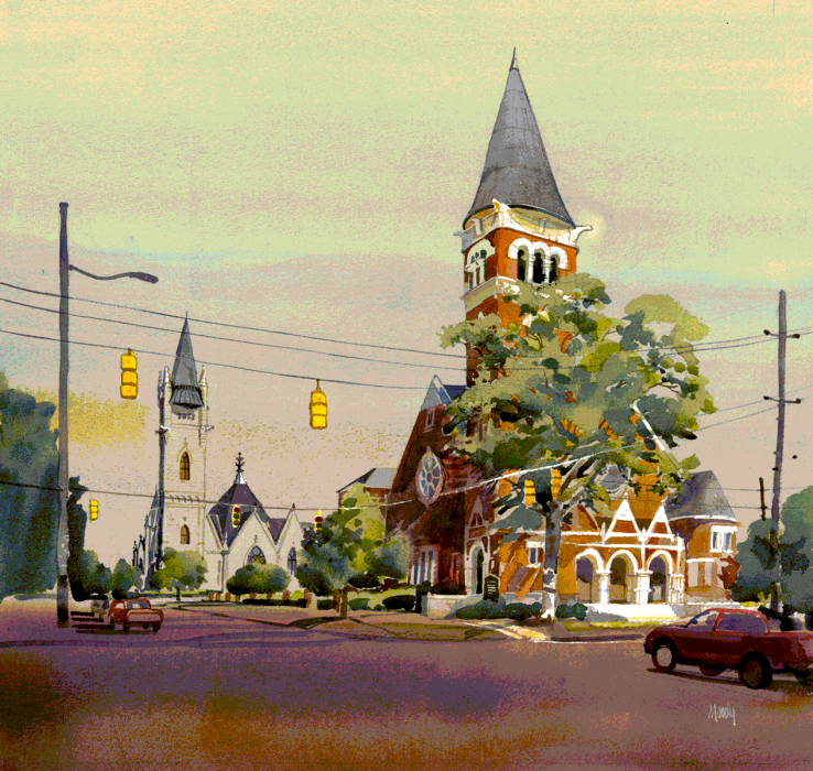 Church Street Methodist, Selma