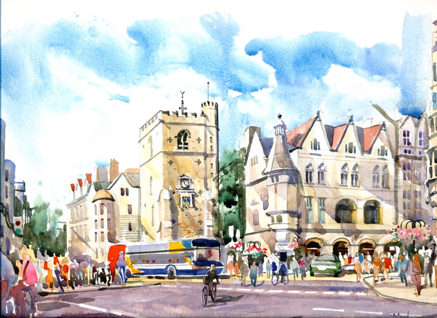 Town Square in York