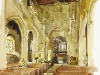St. Mary's of Fairford, Interior